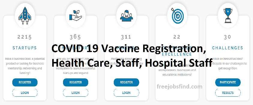 COWIN Registration Corona Virus Vaccine Registration