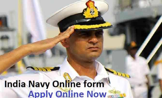 Navy Online Form | नौसेना भर्ती विभिन्न  पदों के लिए करें ऑनलाइन आवेदन