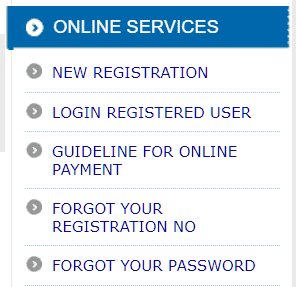 New Registration BSSC 2021