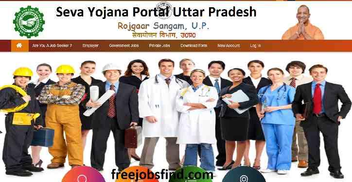 Seva Yojana UP Job Seekers