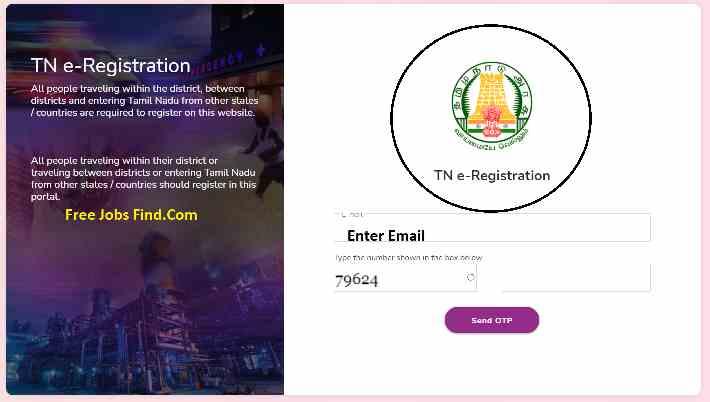 Tamilnadu E Pass Online