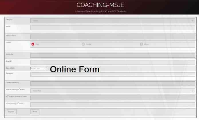 Free Coaching Online